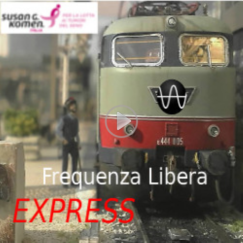 FREQUENZA LIBERA EXPRESS - RACE FOR THE CURE