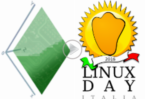 Barimakers on-air: Speciale Linux Day 2016 - mattina