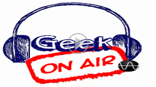 Geek On Air & SpaceTV : Cosplay and more